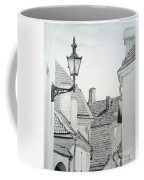 Latern Coffee Mug by Jackie Mestrom
