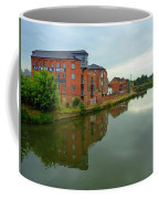 Latimer And Crick Building In Northampton Coffee Mug