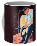 Latin Jazz Musician Coffee Mug