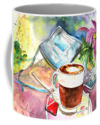 Latte Macchiato In Italy 01 Coffee Mug by Miki De Goodaboom
