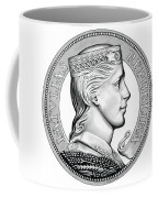 Latvia Crown Coffee Mug