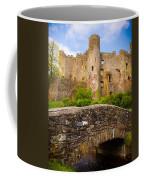 Laugharne Castle Coffee Mug