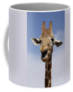 Laughing Giraffe Coffee Mug
