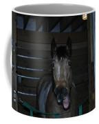 Laughing Horse Coffee Mug