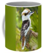 Laughing Kookaburra Coffee Mug