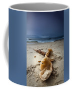 Laughing With A Mouth Full Of Sand Coffee Mug