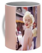 Laughter Of Marilyn Coffee Mug