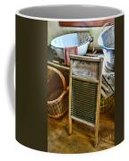 Laundry Day Coffee Mug by Paul Ward