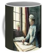 Laundry Maid Coffee Mug by English School