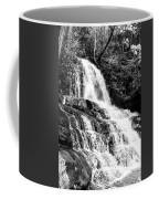 Laurel Falls Smoky Mountains 2 Bw Coffee Mug