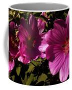 Lavatera - A Study In Pink Coffee Mug