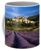 Lavender And Banon Coffee Mug