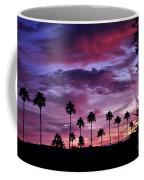 Lavender And Pink Coffee Mug