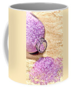 Lavender Bath Salts Coffee Mug by Olivier Le Queinec