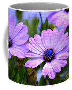 Lavender Beauties Coffee Mug