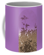 Purple Haiku Coffee Mug