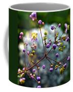 Lavender Mist Explosion Coffee Mug