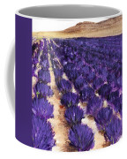 Lavender Study - Marignac-en-diois Coffee Mug
