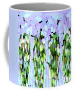 Lavender Tear Drops Coffee Mug