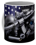 Law Enforcement Tactical Sheriff Coffee Mug