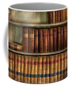 Lawyer - Books - Law Books  Coffee Mug