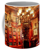 Lawyer - In The Library Coffee Mug
