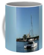 Lay At Anchor Coffee Mug