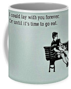 Lay Together Coffee Mug