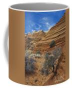 Layered Sandstone Coffee Mug