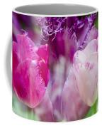Layers Of Tulips II Coffee Mug