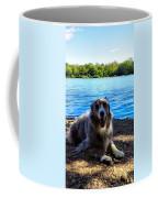 Layin On The Beach Coffee Mug