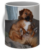 Laying Back Coffee Mug