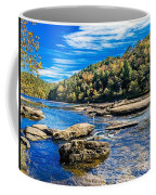 Lazy River Afternoon Coffee Mug
