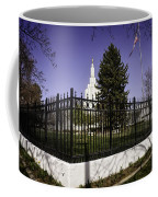 Lds Idaho Falls Temple Coffee Mug