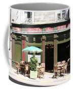 Le Charleston Bar In Tournus Coffee Mug