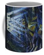 Le Forze Di Una Strada Coffee Mug by Umberto Boccioni