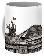 Le Grand Palais Coffee Mug by Olivier Le Queinec