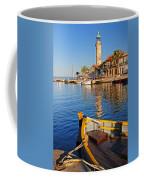 Le Grau Du Roi Lighthouse France Coffee Mug
