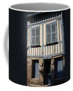 Le Mason Bleue Coffee Mug
