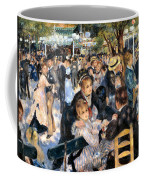 Le Moulin De La Galette Coffee Mug