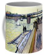 Le Pont De Trinquetaille Coffee Mug