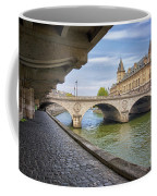 Le Pont Napoleon Paris Coffee Mug