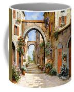 Le Porte Rosse Sulla Strada Coffee Mug