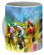 Le Tour De France 01 Coffee Mug
