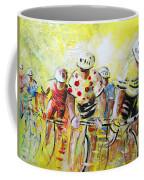 Le Tour De France 07 Acrylics Coffee Mug