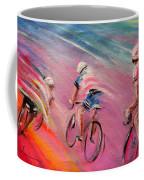 Le Tour De France 16 Acrylics Coffee Mug