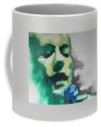 Lead Singer Of The  R E M  Band Coffee Mug