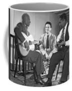 Leadbelly, Nicholas Ray, Josh White Coffee Mug
