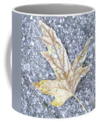 Leaf Coffee Mug