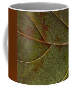 Leaf Design I Coffee Mug